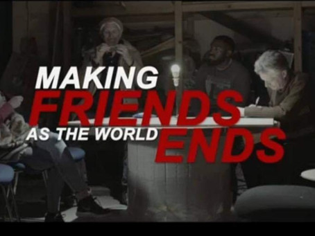 Making friends as the world ends episode 1 & 2