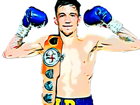 Davies shines on Queensberry promotions show