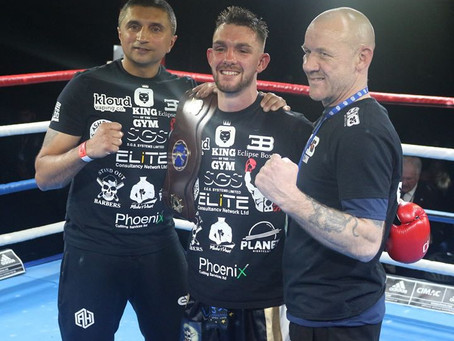 Kyle Williams Get a Crack At English Title
