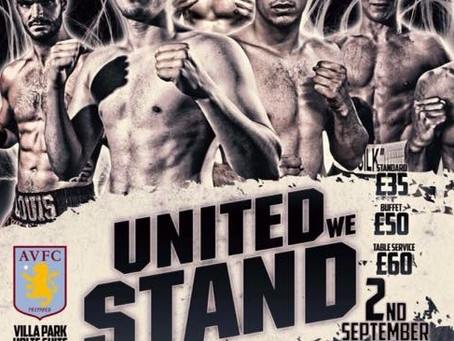 TOPromotions United We Stand Show Report