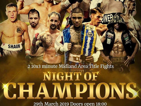 Night of Champions TOPromotions