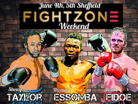 Fightzone Weekend