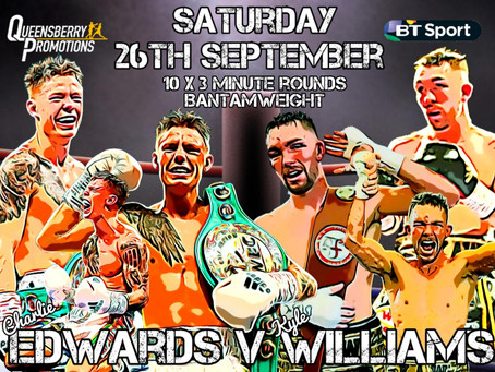 Williams puts on great performance against World Class Edwards