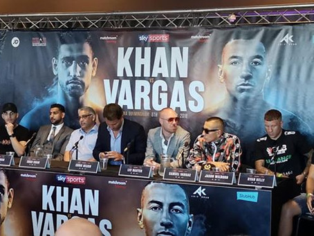 Matchroom Come to Brum