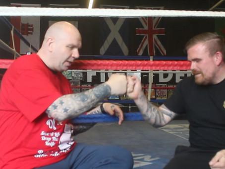 Welcome to Fightden 127 Matt Kirby
