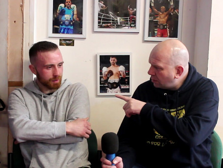 Welcome to Fightden 92 - Jack O'Keeffe
