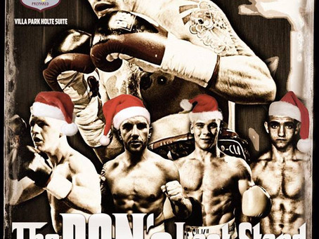 Tommy Owens Promotions final Show of the Year