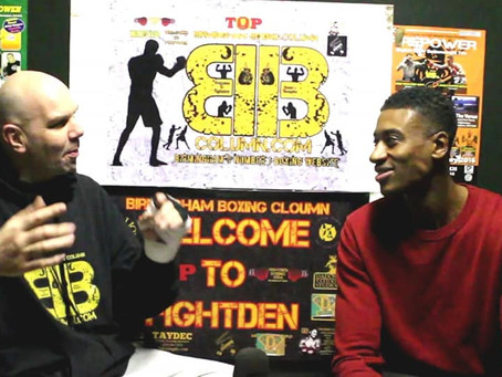 Welcome to Fightden 82 - Shakan Pitters