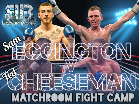 Eggington to fight at the Garden
