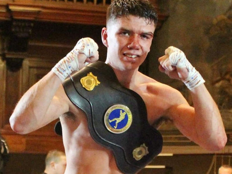 Beech expecting toughest test to Date as he looks to become a two-weight Area Champion