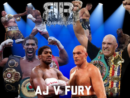 Anthony Joshua v Tyson Fury Pro's Predictions