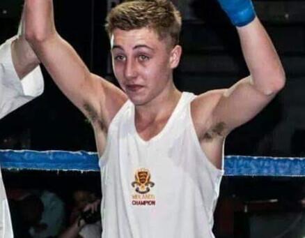 Top Amateur Boxer TommyCollins
