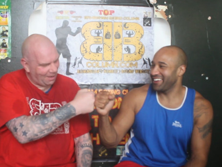Welcome to Fightden 126 - Tommy Hench