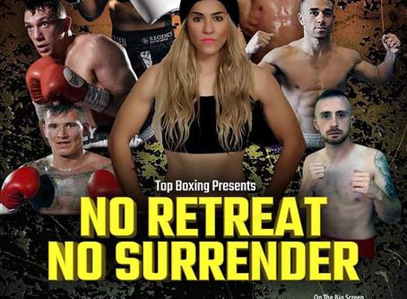 No Retreat No SurrenderTommy Owens Promotions