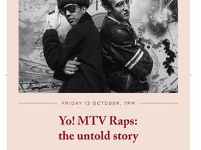 YO! MTV RAPS: INSIDER STORY AND BLOCK PARTY TO MARK 30TH ANNIVERSARY