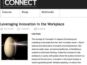 LEVERAGING INNOVATION IN THE WORKPLACE