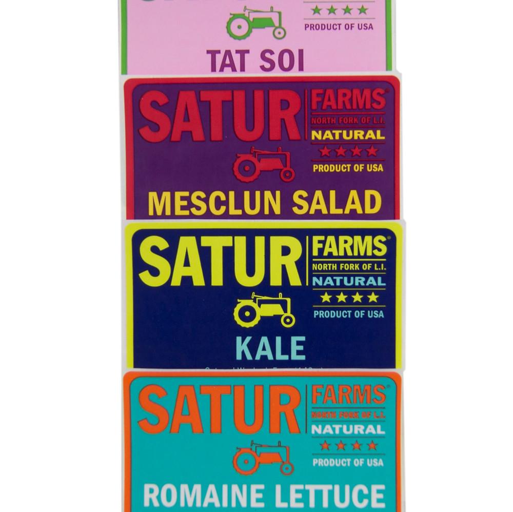 custom printed labels