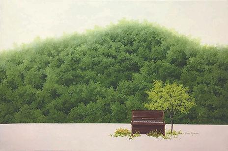 최현희, collection of the mind, 60.6x90.9cm