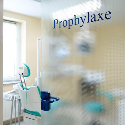 Prophylaxezimmer