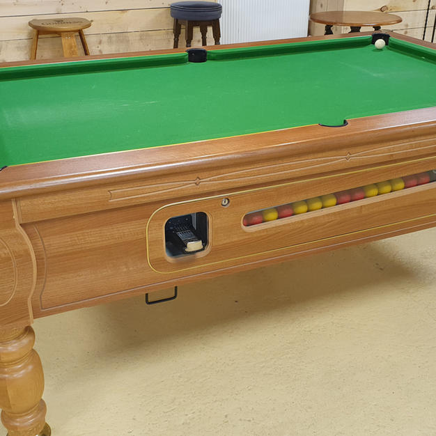 Play a game of pool
