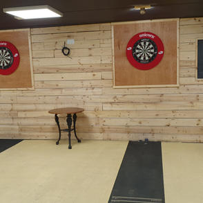 Try your hand at Darts
