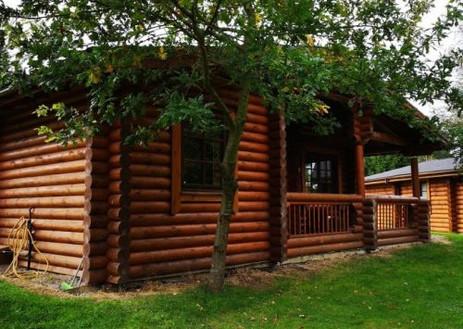 Hadrians Log Cabin