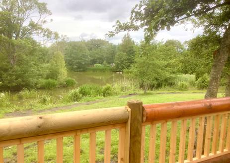 Drakes View Log Cabin