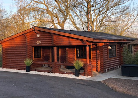 Tyne Log Cabin