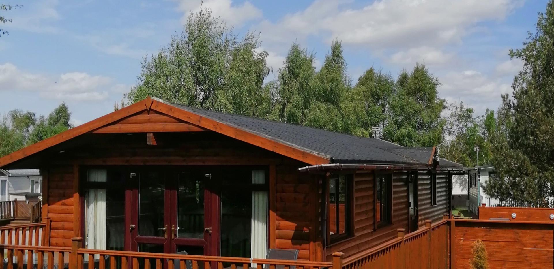 Cairnswood Lodge