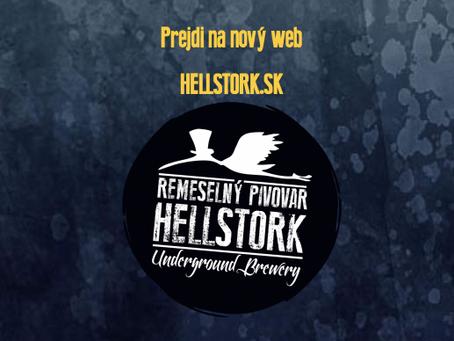 Vitajte na novej stránke Hellstork.sk