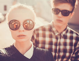 Couple in Shades