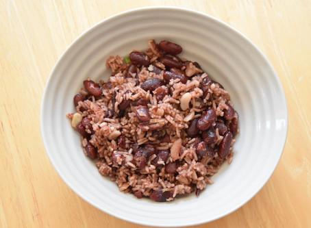 Rice n peas