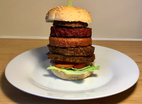 Review: Plant-based burgers