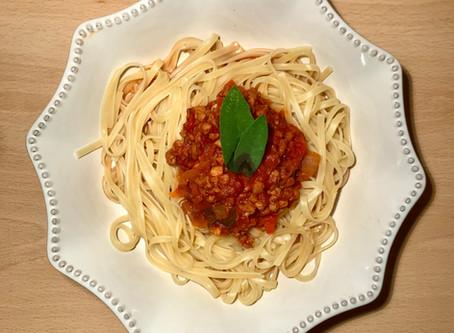 Spaghetti Soyanese