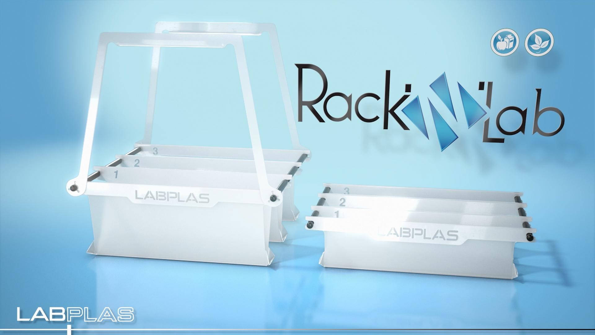 RACK'N'LAB-Labplas