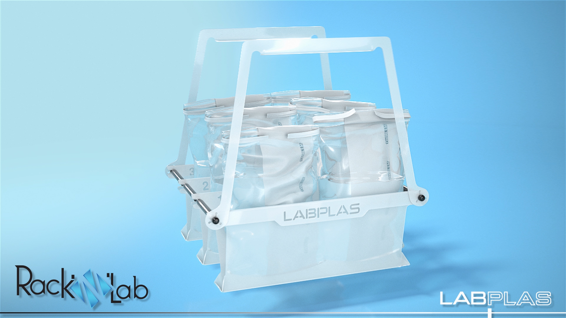 RACK'N'LAB Labplas