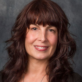 Catharine Sullivan with Gumshoe Mysteries, London, Ontario, murder mystery dinner theatre