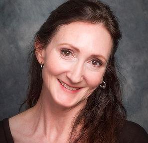 Charlene McNabb with Gumshoe Mysteries, London, Ontario, murder mystery dinner theatre