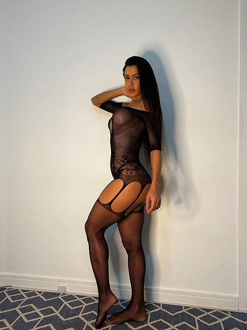 55303- Lady Bodysuit