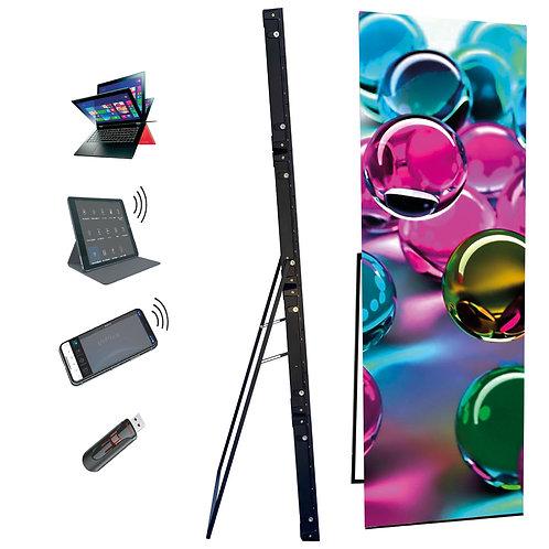 TK-PRO-IP-2 Plus 'P2,5' Led Poster Front Services Indoor 3840Hz 640x1920