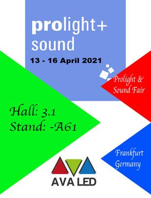 Prolight & Sound / Frankfurt / Germany