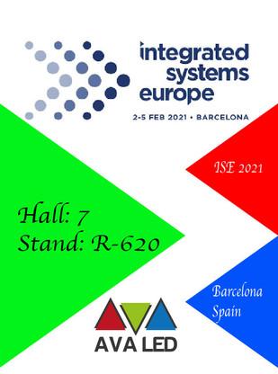 ISE 2021 / Barcelona / Spain