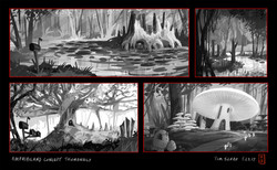 swamp concepts