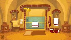 Breadwinners Bathroom