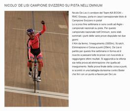 Italciclismo / Sieg Omnium