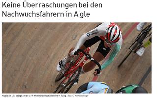 Swiss Cycling / Aigle