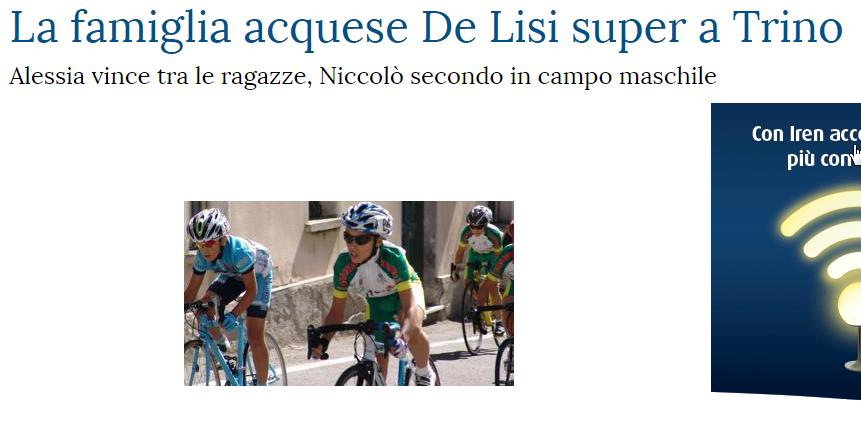La Stampa / Trino