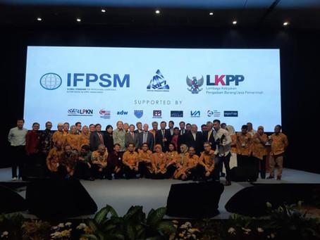 IFPSM World Summit 2020 - Bali Indonesia