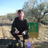 Weirich safran olive et herbe aromatique