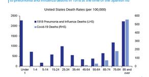 The one chart...Spanish Flu vs COVID-19